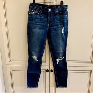 7 For All Mankind size 28 Ankle Gwenevere